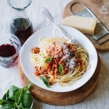 Made at Home by Zest Bolognese