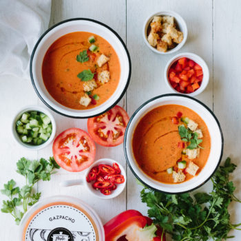 Made at Home by Zest Gazpacho