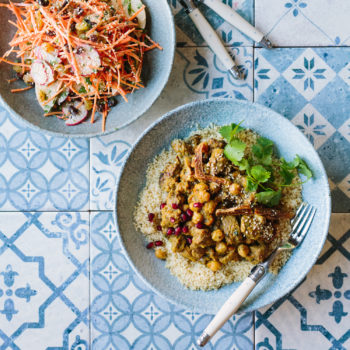 Made at Home by Zest Lamb Tagine